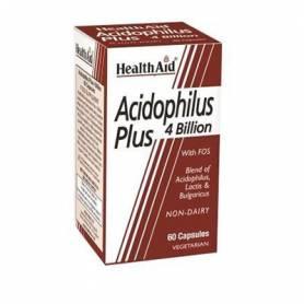 ACIDOPHILUS PLUS 60cap HEALTH AID Suplementos nutricionales 26,97€