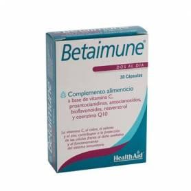 BETAIMUNE 30cap HEALTH AID Suplementos nutricionales 13,35€