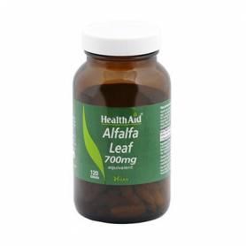 ALFALFA 700mg 120comp HEALTH AID Plantas Medicinales 16,61€
