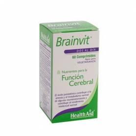 BRAIN VIT 60comp HEALTH AID Suplementos nutricionales 29,10€