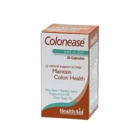 COLONEASE 30cap HEALTH AID Suplementos nutricionales 17,31€