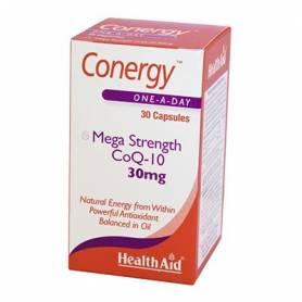CONERGY 30cap HEALTH AID Suplementos nutricionales 21,43€