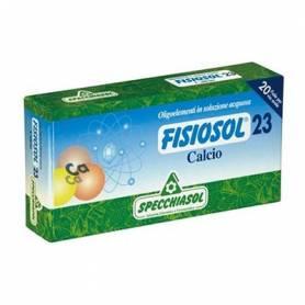 FISIOSOL 23 CALCIO 20amp SPECCHIASOL