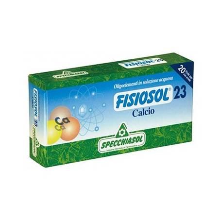 FISIOSOL 23 CALCIO 20amp SPECCHIASOL Suplementos nutricionales 12,02€