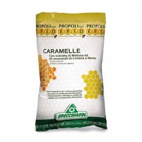 EPID CARAMELOS CARAMELOS CON EXTRACTO DE MELISA, LIMÓN Y MENTA 24ud SPECCHIASOL Plantas Medicinales 3,34€