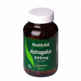 ASTRAGALUS 545mg 60comp HEALTH AID Plantas Medicinales 22,00€