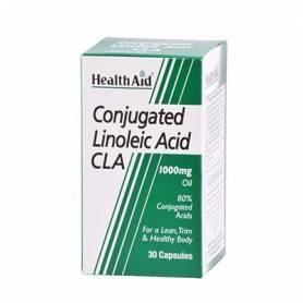 CLA 1000mg 30cap HEALTH AID Suplementos nutricionales 19,02€