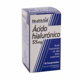 ACIDO HIALURONICO 55MG 30comp HEALTH AID