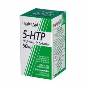 5-HTP HIDROXITRIPTOFANO 50mg 60comp HEALTH AID