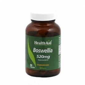 BOSWELIA 520mg 60cap HEALTH AID Plantas Medicinales 23,84€