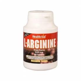L-ARGININA 500mg 60comp HEALTH AID L Arginina 16,98€