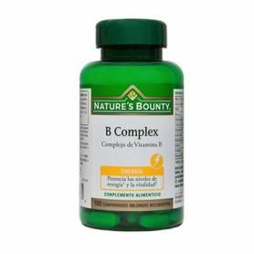 Vitamina B complex 100comp NATURE'S BOUNTY Suplementos nutricionales 13,01€