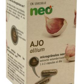 PHYTOGRANULOS AJO 45cap NEO Plantas Medicinales 10,54€