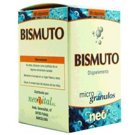 MICROGRANULOS BISMUTO 50cap NEO