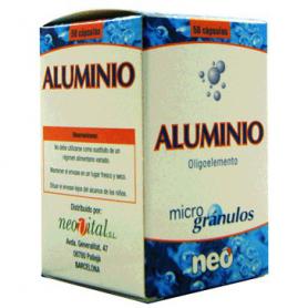 MICROGRANULOS ALUMINIO 50cap NEO Aluminio 13,60€