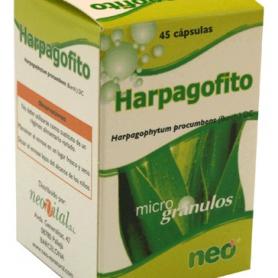 PHYTOGRANULOS HARPAGOFITO 45cap NEO Plantas Medicinales 10,54€