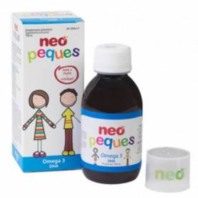 NEO PEQUES OMEGA-3 DHA JARABE 150ml NEO Suplementos nutricionales 11,17 €