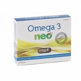 OMEGA 3 30cap NEO Suplementos nutricionales 8,87€