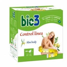 BIO3 CONTROL LINEA Infusiones 100ud BIO3 Suplementos nutricionales 14,92€