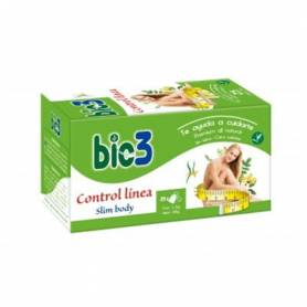 BIO3 CONTROL LINEA Infusiones 25ud BIO3 Suplementos nutricionales 4,70€