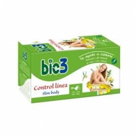 BIO3 CONTROL LINEA Infusiones 25ud BIO3