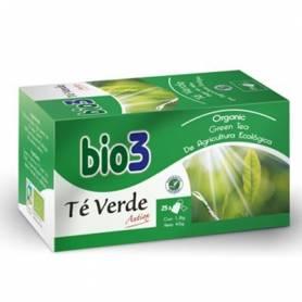 BIo3 TE VERDE ORIENTAL ECO Infusiones 25ud BIO3 Plantas Medicinales 3,95€