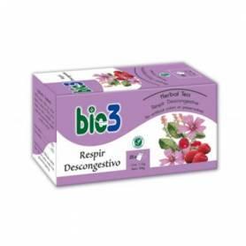 BIO3 RESPIR DESCONGESTIVO Infusiones 25ud BIO3 Suplementos nutricionales 3,75€
