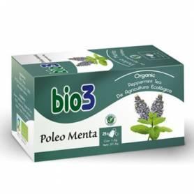 BIO3 POLEO MENTA ECO Infusiones 25ud BIO3