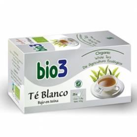 BIO3 TE BLANCO ECO Infusiones 25ud BIO3