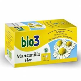 BIO3 MANZANILLA FLOR ECO Infusiones 25ud BIO3 Plantas Medicinales 2,30€