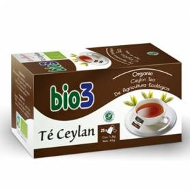 BIO3 TE CEYLAN ECO Infusiones 25ud BIO3