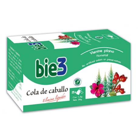 BIO3 COLA CABALLO Infusiones 25ud BIO3 Suplementos nutricionales 3,70€