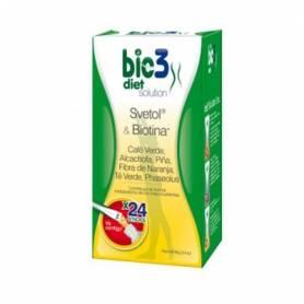 BIO3 DIET SOLUTION 24sb BIO3 Suplementos nutricionales 9,46€