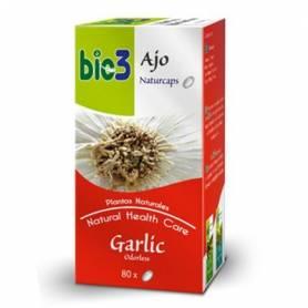 BIO3 AJO NATURCAPS 80cap BIO3 Plantas Medicinales 9,96€