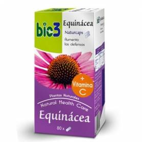 BIO3 EQUINACEA NATURCAPS 80cap BIO3 Plantas Medicinales 9,46€