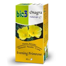BIO3 ONAGRA NATURCAPS 80cap BIO3 Plantas Medicinales 10,00€