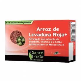 ARROZ DE LEVADURA ROJA + CoQ10 60comp SANTÉ VERTE