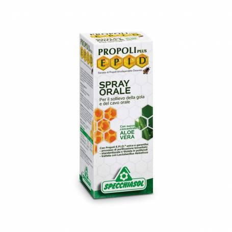 EPID SPRAY ORAL ALOE VERA 15ml SPECCHIASOL Suplementos nutricionales 7,41€
