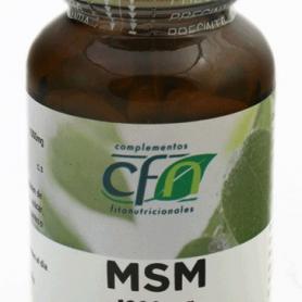 MSM 1000MG 60cap CFN Suplementos nutricionales 19,38€