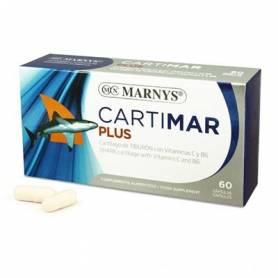 CARTIMAR PLUS CARTILAGO DE TIBURON 60cap MARNYS Suplementos nutricionales 12,81€