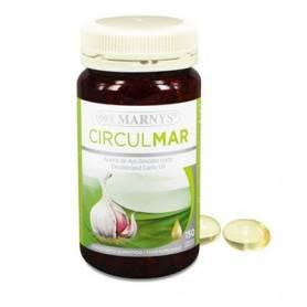 CIRCULMAR ACEITE DE AJO 500mg 150perl MARNYS Plantas Medicinales 11,15€
