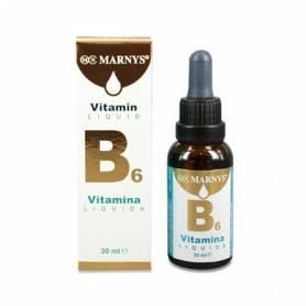 VITAMINA B6 LIQUIDA 30ml MARNYS Suplementos nutricionales 5,41€