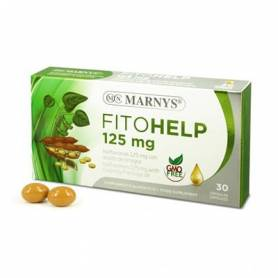 FITOHELP ISOFLAVONAS 25mg 30cap MARNYS Suplementos nutricionales 18,87€