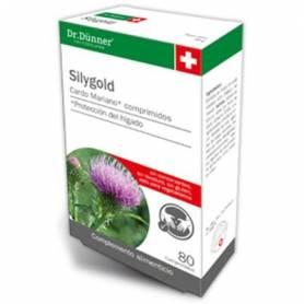 SILYGOLD CARDO MARIANO 80comp SALUS Plantas Medicinales 12,86€