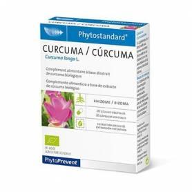 PHYTOSTANDARD CURCUMA 20cap PILEJE Plantas Medicinales 11,85€