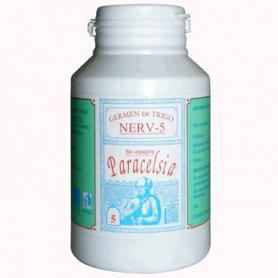 PARACELSIA 5 NERV 500mg 200comp PARACELSIA Plantas Medicinales 18,03€