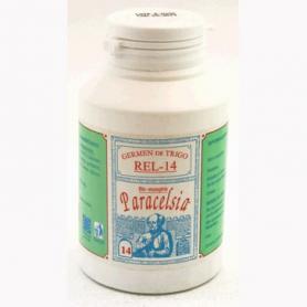 PARACELSIA 14 REL 500mg 200comp PARACELSIA Plantas Medicinales 17,75€