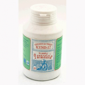 Paracelsia 17 kynd 500mg 200comp PARACELSIA Plantas Medicinales 19,78€
