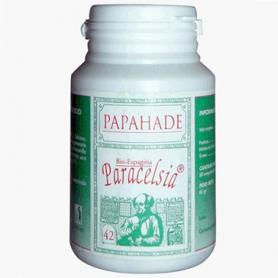 PARACELSIA 42 PAPAHADE 1000mg 60comp PARACELSIA Plantas Medicinales 23,34€